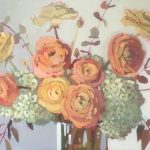 Fast & Fearless Florals Two Day Acrylic Painting Workshop