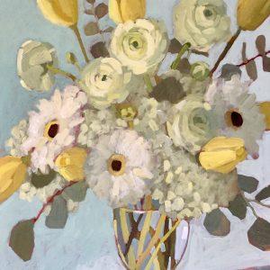"""""""Feels Like Spring"""" 24″ x 36″"""